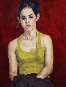 'Florencia' 72X93 cm, 2011, Christine Klein
