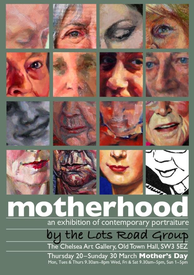 Motherhood A3 poster