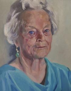 Portrait by Sarah Richardson