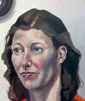 'Kat Vaughan', by Elizabeth Shields