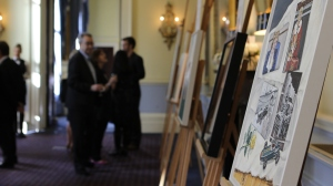 IWF UK Portrayed! by the Lots Road Group at the IoD - Credit: Chocolate Films