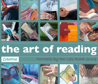 The Art of Reading book cover copy