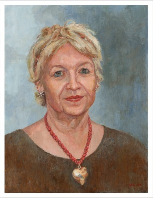 Portraits by Lots Road Group member Katherine Firth