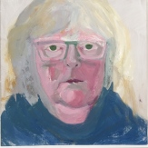 Maureen Nathan self portrait