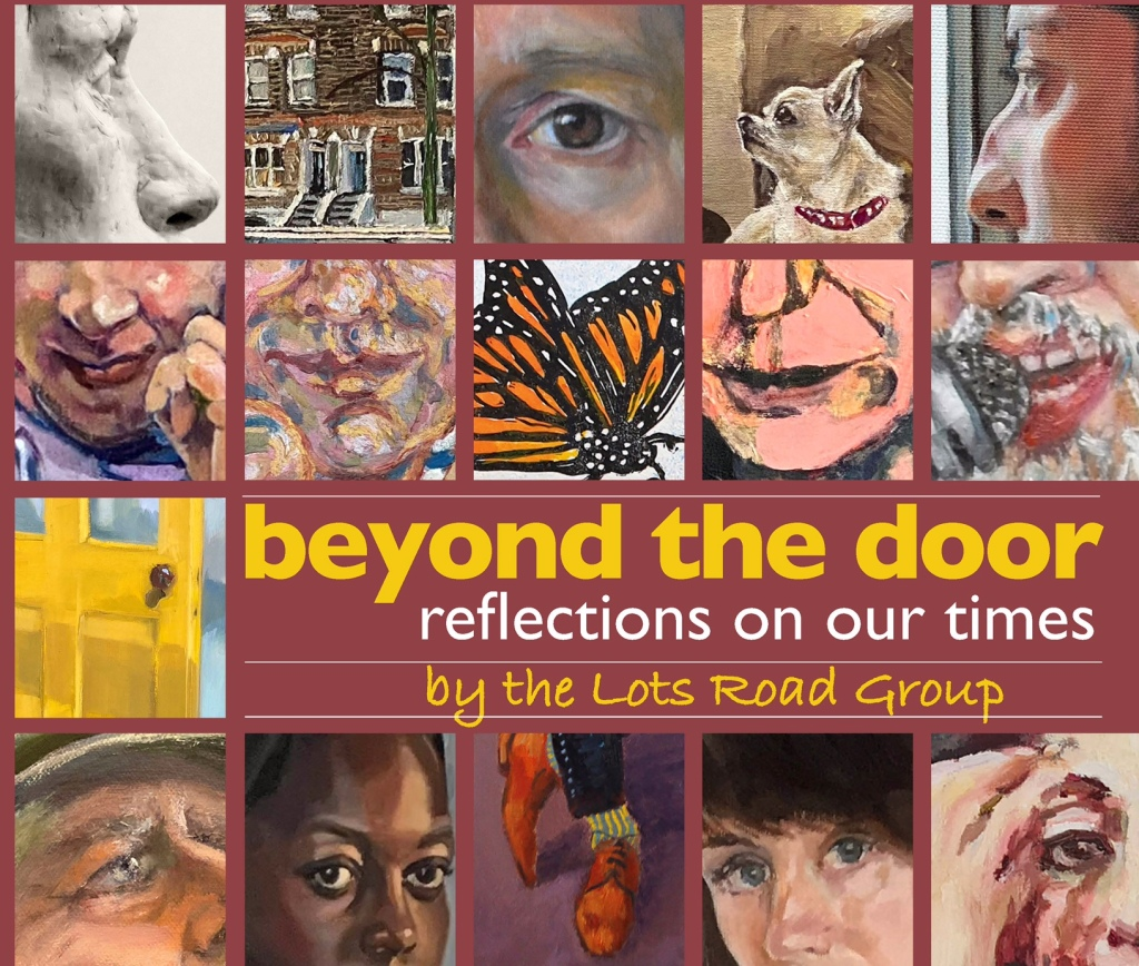 Beyond the door by the Lots Road Group - the portraits
